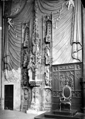Cathédrale Saint-Jean - Ciborium