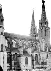 Cathédrale Notre-Dame - Façade nord