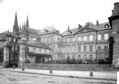 Ancien évêché, dit aussi Palais d'Argentré - Ensemble sud
