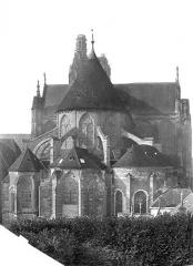 Cathédrale Saint-Etienne - Ensemble est