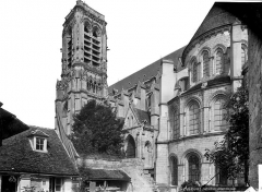 Cathédrale Saint-Gervais et Saint-Protais - Façade sud