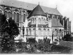 Cathédrale Saint-Gervais et Saint-Protais - Façade sud : partie est
