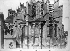 Cathédrale Saint-Gervais et Saint-Protais - Abside