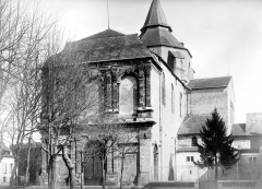 Cathédrale Notre-Dame-de-la-Sède - Angle sud-ouest