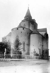 Cathédrale Notre-Dame-de-la-Sède - Ensemble est