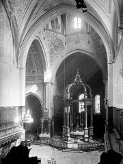 Cathédrale Notre-Dame-de-la-Sède - Vue intérieure du choeur