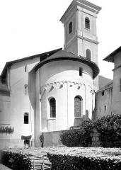 Cathédrale Saint-Pierre de Moûtiers - Abside