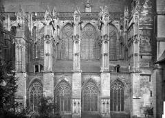 Cathédrale Saint-Gatien - Façade nord