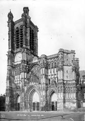 Cathédrale Saint-Gatien - Transept sud