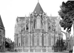Cathédrale Saint-Gatien - Ensemble est