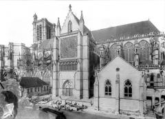 Cathédrale Saint-Pierre Saint-Paul - Ensemble sud