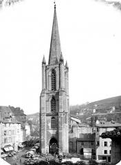 Cathédrale Saint-Martin, actuellement Notre-Dame et cloître, actuellement Musée municipal - Ensemble ouest