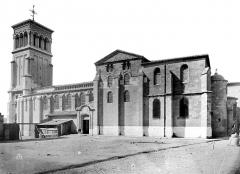 Cathédrale Saint-Apollinaire - Ensemble sud