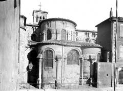 Cathédrale Saint-Apollinaire - Abside