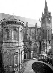 Cathédrale Saint-Pierre - Façade nord