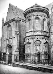 Cathédrale Saint-Pierre - Transept nord