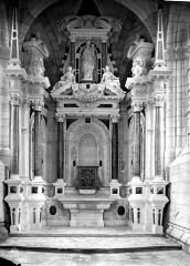 Cathédrale Saint-Pierre - Chapelle de la Vierge : autel