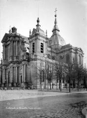 Cathédrale Saint-Louis - Ensemble nord-ouest