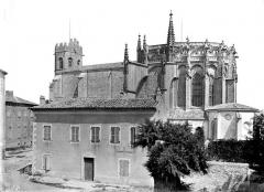 Cathédrale Saint-Vincent - Ensemble sud