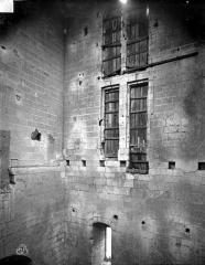 Cathédrale Saint-Pierre Saint-Paul - Vue intérieure d'une tour : Fenêtrees
