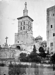Cathédrale Notre-Dame-des-Doms - Ensemble ouest