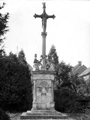 Croix du cimetière - Vue d'ensemble