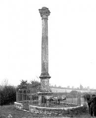 Colonne romaine - Vue d'ensemble