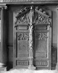 Palais de Justice - Ancienne porte