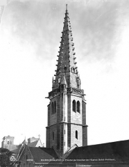 Eglise Saint-Philibert - Clocher