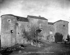 Château - Façade d'entrée