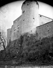Château - Façade et tours