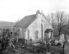 Eglise ou chapelle Notre-Dame-Trouvée - Ensemble nors-ouest