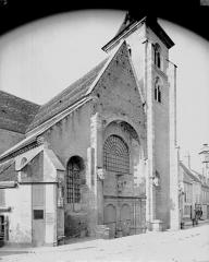 Eglise - Façade ouest