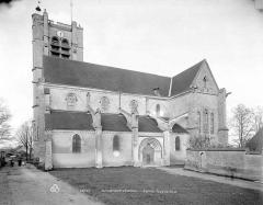 Eglise Saint-Pierre appelée aussi église collégiale Saint-Pierre et Saint-Paul - Ensemble sud