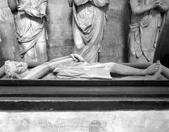 Eglise Notre-Dame de l'Assomption - Saint-Sépulcre, le Christ
