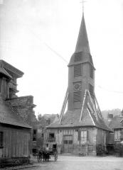 Eglise Sainte-Catherine - Clocher