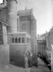 Abbaye et dépendances - Citerne de Guillaume de Lemps