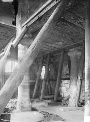 Ancien hôtel Tubeuf, ou hôtel Colbert de Torcy - Grande salle du rez de chaussée : vue intérieure