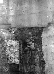 Ancien hôtel Tubeuf, ou hôtel Colbert de Torcy - Vue intérieure de la coupole :détail de la charpente