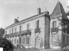 Château de Conflans - Façade sud