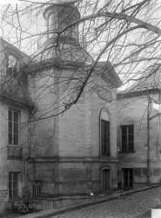 Château de Conflans - Chapelle : façade