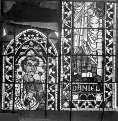 Cathédrale Saint-Etienne - Vitrail : Daniel
