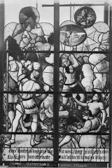 Eglise Sainte-Foy - Vitrail : Fenêtre D