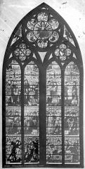 Cathédrale Saint-Etienne - Vitrail, 5e baie (ensemble)
