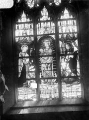 Eglise Saint-Armel - Vitrail : Légende de saint Armel