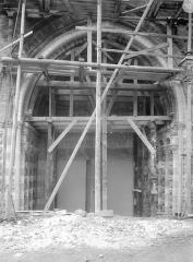 Cathédrale Saint-Etienne - Portail de la façade nord