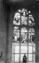 Eglise paroissiale Saint-Martin - Vitrail