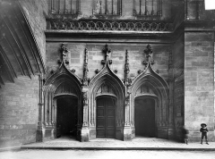 Eglise Saint-Eloi - Portail