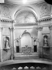 Ancien couvent des Carmélites, actuel couvent des Oblats - Vue intérieure
