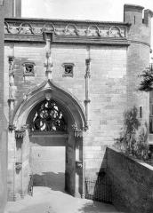 Cathédrale Sainte-Cécile - Porte Dominique